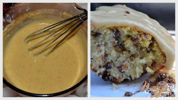 Рецепт Крем кефирный для сладких пирожных и кексов