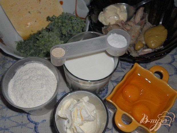 Фото приготовление рецепта: Мясной пирог шаг №1