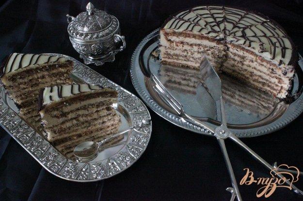 Рецепт торт *Эстерхази*