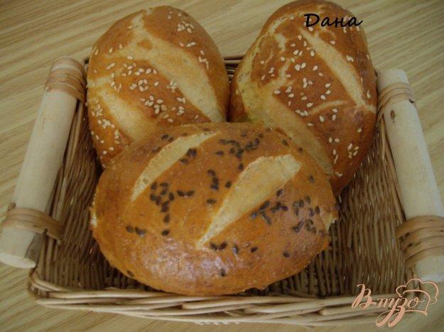 Рецепт Французские булочки *Морисет*