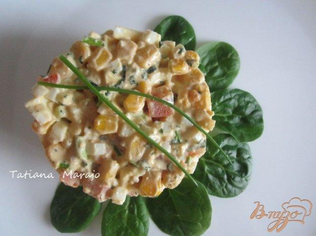фото рецепта: Яичный салат