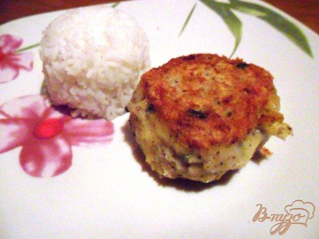 Рецепт Рыбные котлеты с сыром