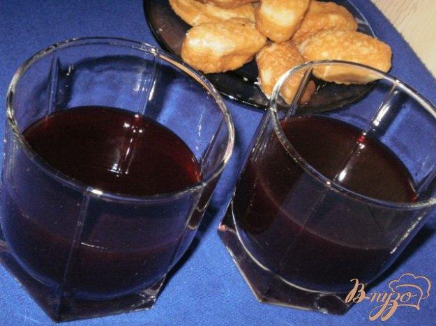 Рецепт Смородиновый кисель