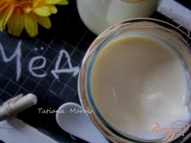 Медовый йогурт