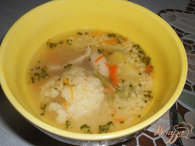 куриный суп с капустой и с картошкой и