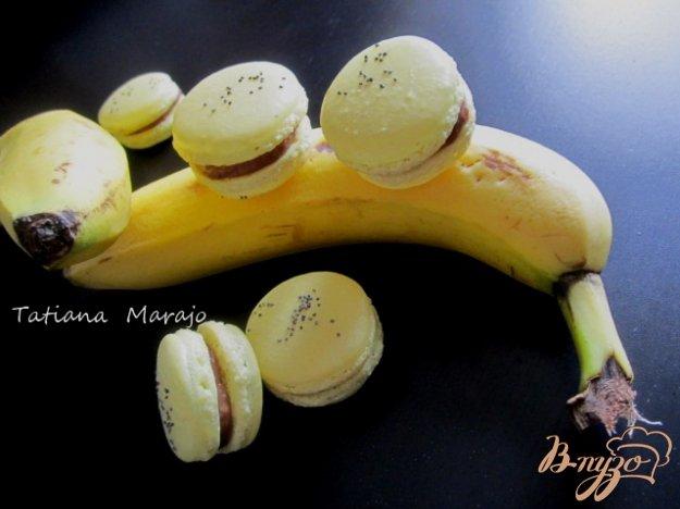 Рецепт Банановые макарон