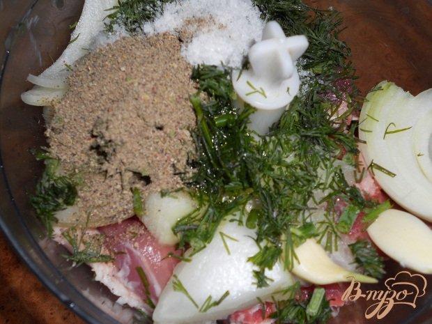 Фото приготовление рецепта: Пельменевый суп шаг №1