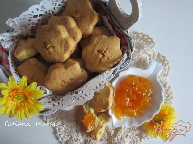 Рецепт Выпечка к завтраку