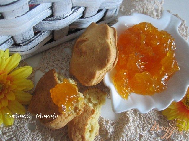 Фото приготовление рецепта: Выпечка к завтраку шаг №9