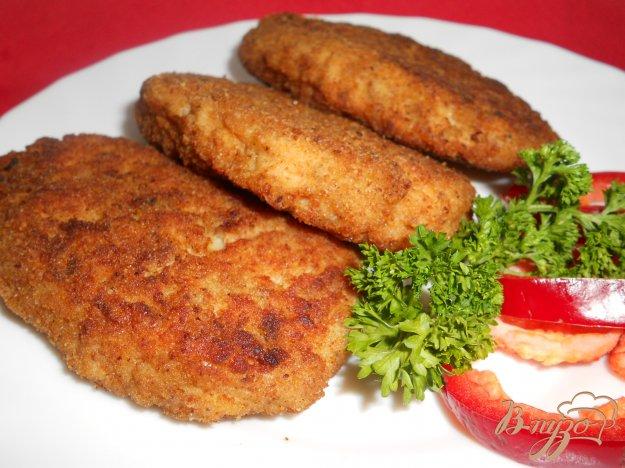 Рецепт Котлеты куриные с гречкой
