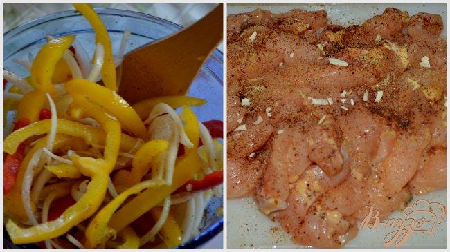 Фото приготовление рецепта: Легкий рецепт куриного фахитас шаг №1