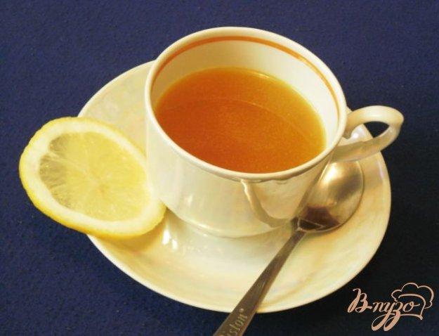 Рецепт Ароматный тонизирующий напиток на основе зеленого чая