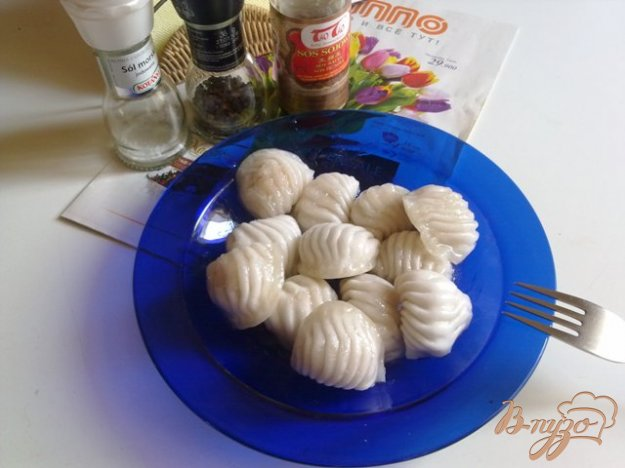 фото рецепта: Пельмени с креветками