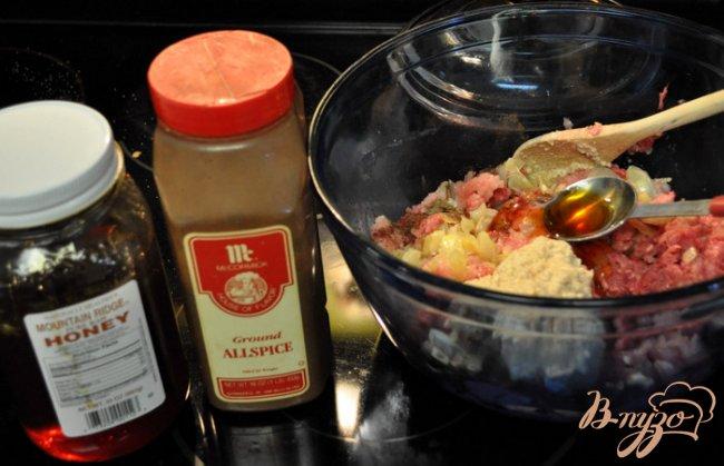 Фото приготовление рецепта: Фрикадельки по-шведски шаг №3