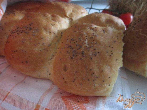 Рецепт Хлеб из Тичино (Pane Ticinese)