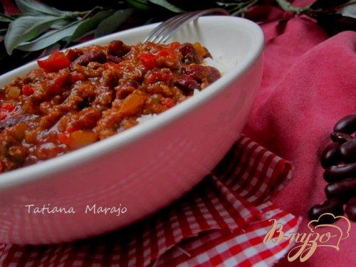 Чили кон корне   (Chili con carne)