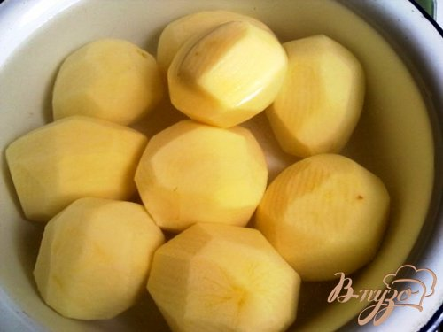 Картофельные ломтики