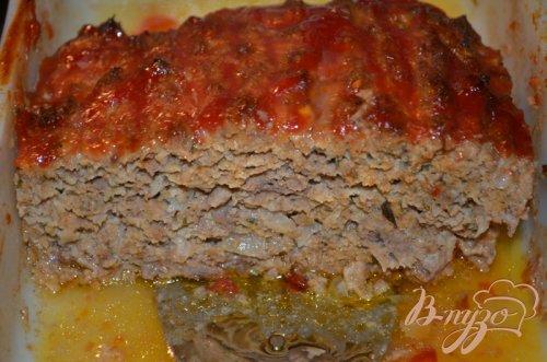 Мясной хлеб с эстрагоном