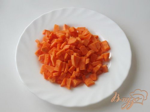 Котлеты с сыром, морковью и сельдереем.