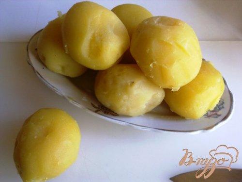 Картофель на гарнир
