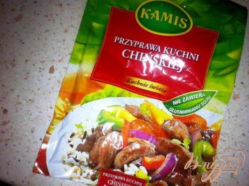 Куриное филе по китайски.