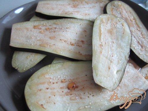 Филе скумбрии с овощами