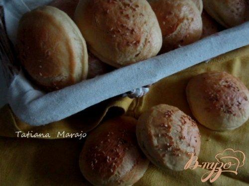 Суповые булочки