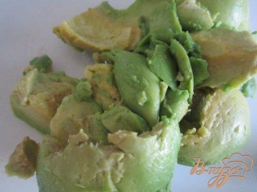 Десертный крем из авокадо на кокосовом молоке