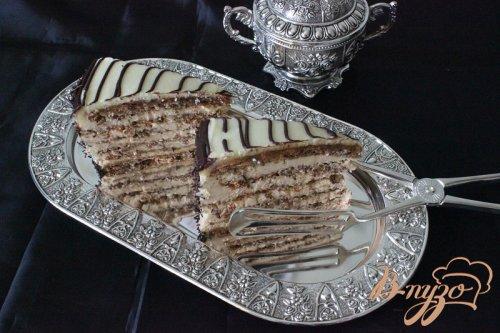 торт *Эстерхази*