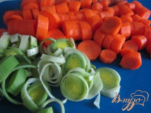 Говяжье сердце с морковью в яблочном сидре