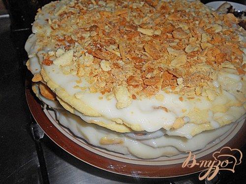 Торт *Наполеон*