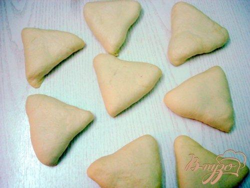 Беляши(тесто из хлебопечки)