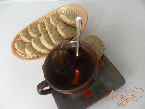 Английское чайное печенье