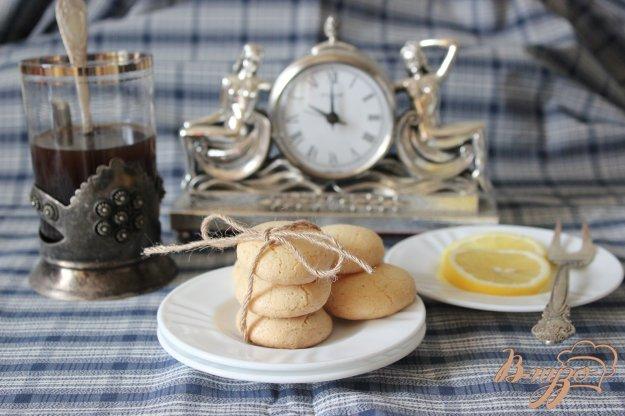 фото рецепта: Миндальное печенье.