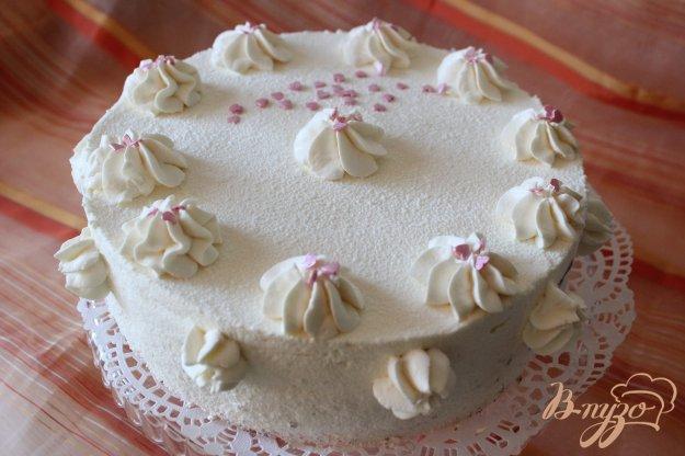 Рецепт Весенний *нежный* торт!