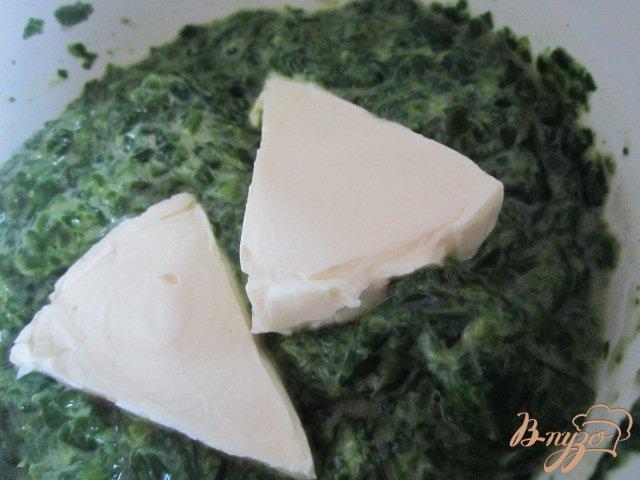 Фото приготовление рецепта: Филе скумбрии с двумя соусами шаг №3