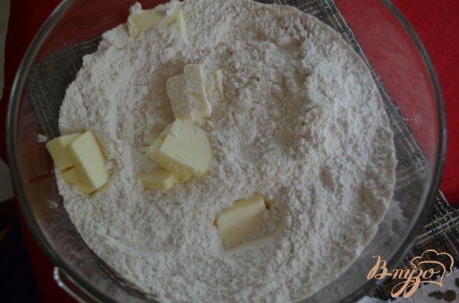 Фото приготовление рецепта: Булочки сметанные с тимьяном шаг №2