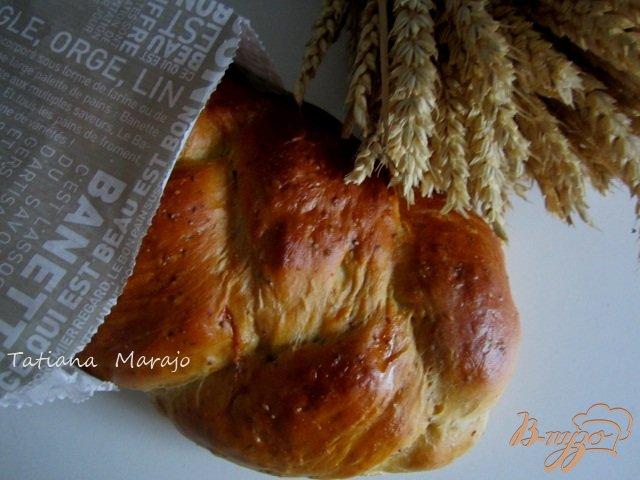Дижонский хлеб