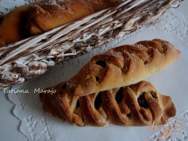 Рецепт Пирожки с сухофруктами