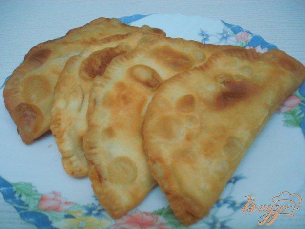 Рецепт Чебуреки (тесто в хлебопечке)