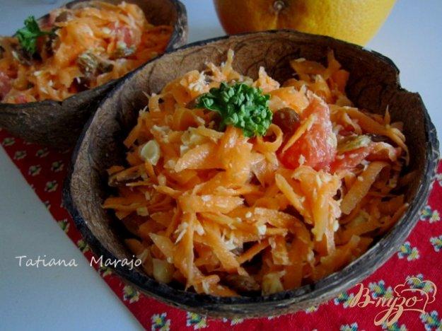 Рецепт Салат из сладкого картофеля Батат