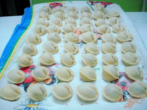 Рецепт Пельмени (тесто в хлебопечке)
