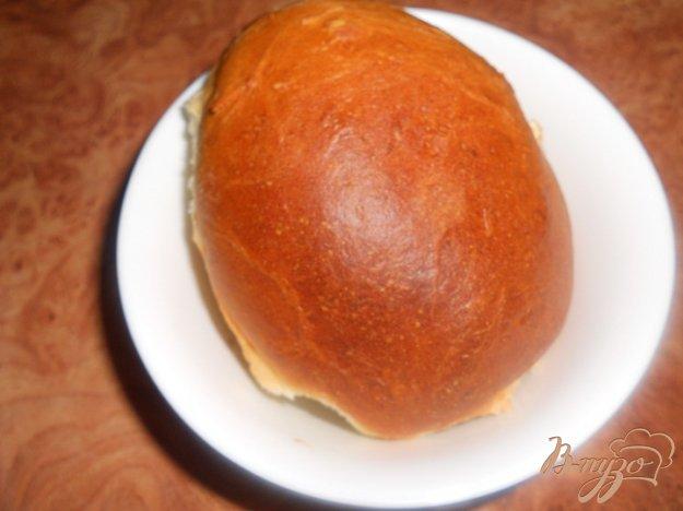 Рецепт Булочки с малиной и орехами