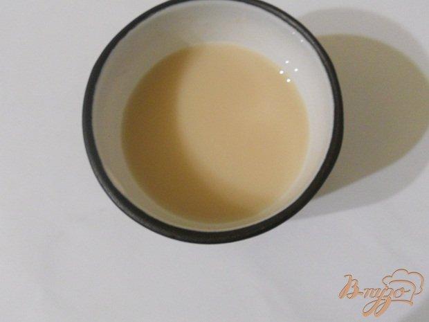 Фото приготовление рецепта: Чиабатта с смесью разной  муки шаг №1