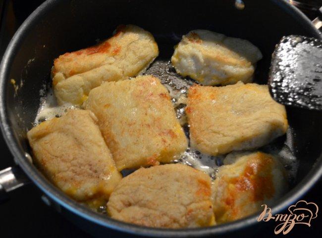 Фото приготовление рецепта: Картофельные сконы шаг №9