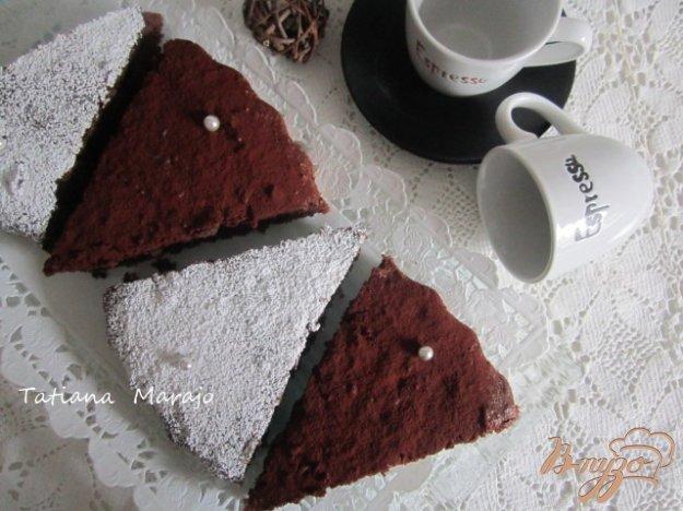 Рецепт Картофельно-шоколадный пирог