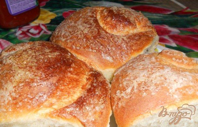Фото приготовление рецепта: Сладкие булочки шаг №4