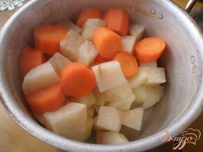 Фото приготовление рецепта: Овощные котлеты шаг №1