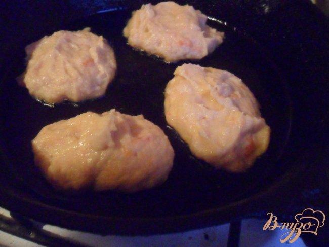 Фото приготовление рецепта: Овощные котлеты шаг №3