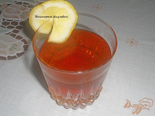 Фото приготовление рецепта: Травянной чай шаг №5